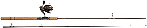 ShakespeareUgly Stik Elite Salmon/Steelhead Spinning Combo,9'/Medium,