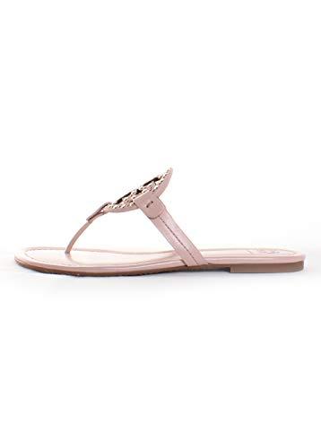 81b690f7b56 Jual Tory Burch Miller Embellished Sandal in Sea Shell Pink ...
