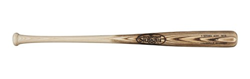 - Louisville Slugger Legacy Series 5 Ash M110 Unfinished Baseball Bat, 34 inch/31 oz, Flame