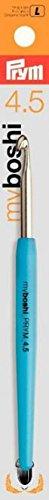 Inox / Prym Myboshi Soft Grip Crochet Hook, 4.5, For New - Material Inox