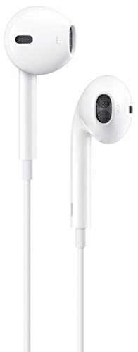 Apple EarPods with Remote and Mic (Certified Refurbished)