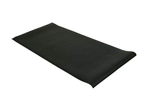 Marcy Fitness Equipment Mat and Floor Protector for Treadmills, Exercise Bikes, and Accessories Mat-366 (78″ x 36″ x 0.25″ Thickness) (Renewed)