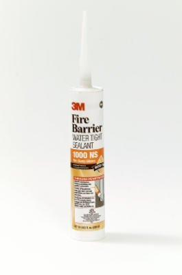 Water Tight Fire Barrier Sealant