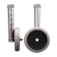 Guardian Walker Wheels Attachments - 5 Inches by Posey