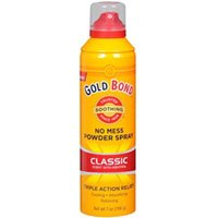 Gold Bond Classic Pwdr Sp Size 7z - Classic Gold Body Spray