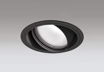 ODELIC LED高彩色ユニバーサルダウンライト CDM-T70W相当 ブラック 30° 埋込穴Φ150mm 温白色 3500K M形 一般型 専用調光器対応 XD401365H (電源調光器信号線別売) B07PMMMYT1