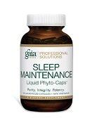 Sleep Maintenance 60 caps by Gaia Herbs (Professional Solutions) by Gaia Herbs/Professional Solutions