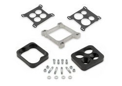 Mr Gasket Carb Adapter - Mr. Gasket 6009 CARB ADAPTER KIT 4150