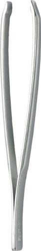 Pfeilring Tweezers, Straight, Nickel Plated, 8cm.41-Ounce Package
