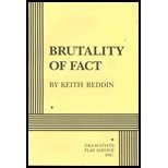 Brutality of Fact, Keith Reddin, 0822215039
