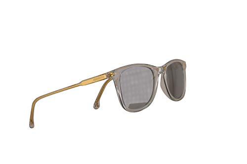Carrera 197/S Sunglasses Crystal w/Silver Mirror Lens 51mm 900T4 CA197/S 197S