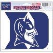 NCAA Duke University Multi-Use Colored Decal, 5