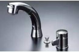 タカラスタンダード サーモスタット機能付シャワー水栓 (クロムメッキタイプ) KF125G2TK 40601787