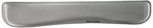 Belkin WaveRest Keyboard Wrist Support with Gel-Filled Wrist Pad (Gray)