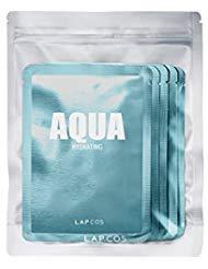 Lapcos Mask Aqua 5 piece pack.