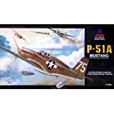 Accurate Miniatures P-51A Mustang 1:48 Scale Military, used for sale  Delivered anywhere in USA