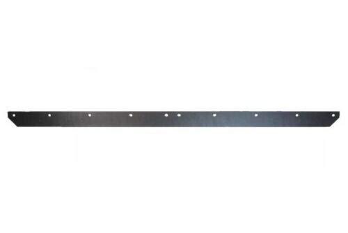 Harness Machine & Fab 48'' Snow PLOW Blade 1/4'' AR400 Steel WEAR BAR Compatible W/John Deere by Harness Machine & Fab