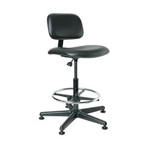 Bevco 4500 Economical Ergonomic Standard Chair, 18