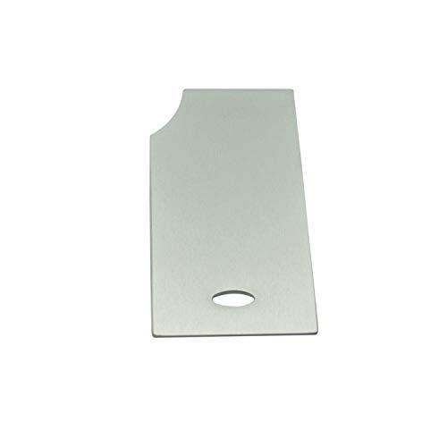 Slide Plate Machine Sewing - Cutex (TM) Brand Front Slide Plate #55504 for Singer 27, 28, 127, 127K, 128 Sewing Machine