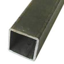 RMP Hot Rolled Carbon Steel Square Tube, 1-3/4 Inch Width x 11 Ga. Wall, 24 Inch Length, Mill Finish by RMP