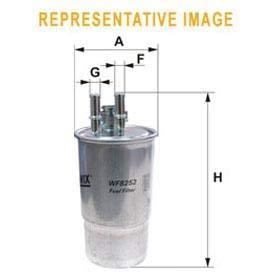 WIX FILTERS WF8500 Fuel Injectors: