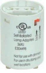 4q-1 Electronic CFL Lampholder - 802073 (Electronic Self Ballasted)