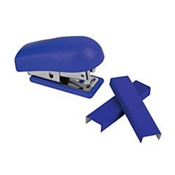 3 pack Office Depot Brand Mini Stapler with Staples Assorted Colors by Office Depot (Image #3)