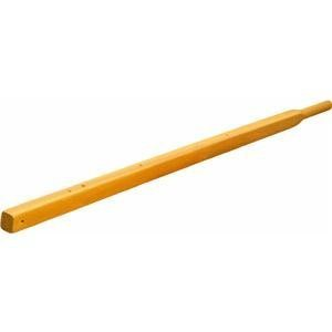 Truper 33192 2-Inch Replacement Wood Handle For Wheelbarrow, Heavy Duty (One Piece)