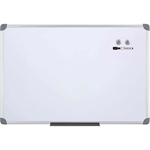 Quartet 3413803767 Euro Magnetic Dry Erase Board, 24×36-Inch, Aluminum Frame