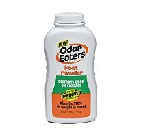 Odor-Eaters Deodorant Foot Powder - 2 pk (C348G)