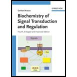 Biochemistry of Signal Transduction and Regulation, Krauss, 3527303081