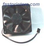 Texas Instruments 2563397-0001 8920 8930 Fan Asm w/Cbl Clamp Kit Ti Genicom Adp 400 ()