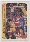 Hakeem Olajuwon (Basketball Card) 1986-87 Fleer - Stickers #9
