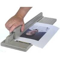Falcon / Marshall Personal Size Straight Blade Paper Cutter for Photo & Digital Paper - 14