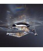 Swarovski 4 Reflex White Crystals From Swarovski Recessed Lighting