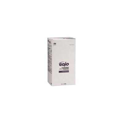 E2 Sanitizing Soap Refill (GOJO 5000 mL Unscented Sanitizing Liquid Soap Refill)