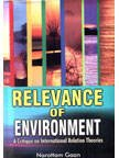 img - for Relevance of Environment book / textbook / text book