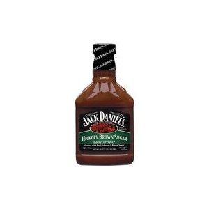 JACK DANIEL´S HICKORY SALSA BBQ,539GR