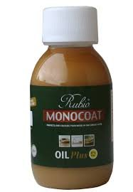 Rubio Monocoat Oil Plus Part A, Antique Bronze, 100ML by Rubio Monocoat