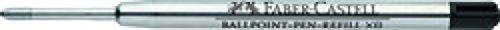 Faber-Castell 148747 Ballpoint Refill Black XB Pack of 2