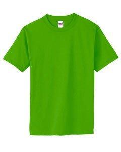 T-shirt Organic Mens 2010 - Anvil Mens 5 oz., 100% Organic Cotton T-Shirt - GREEN APPLE - XL