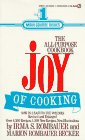 The Joy of Cooking, Irma S. Rombauer and Marion Rombauer Becker, 0451159926