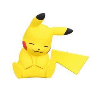 Takara Tomy Pokemon Goodnight Friends Figure Sun and Moon Pikachu (single)