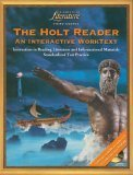 Elements of Literature, Grade 9, Holt, Rinehart and Winston Staff, 0030675480