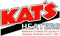 Kat's 39700 Interior Heater 24 Volts 20000 BTU Multi Speed Motor Rear Mounting Studs Interior Heater