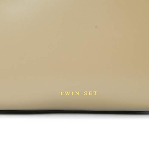 Size Set Bag handle Twin One Camel Top Women's FqwWxg7z