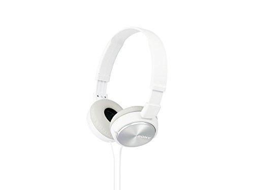 sony MDRZX310 WQ Foldable Headphones Metallic