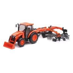 NewRay 1:18 Kubota M5-111 with Rake (Kubota Tractor Sale)