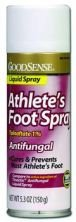 Athlete's Foot Spray, Athletes Foot Spry 5.3oz, (1 EACH, 1 EACH)