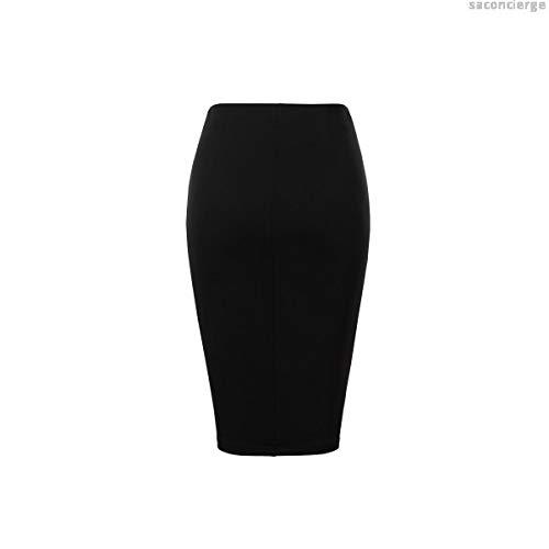 Para Para Negro Mujer Falda Negro Falda Guess Para Mujer Negro Falda Mujer Guess Guess W7HBPP